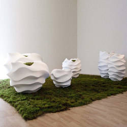 Sculptural Planter Series