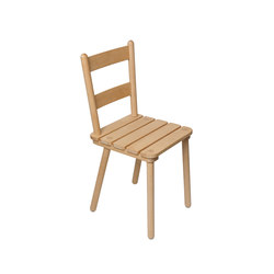 Tavern chair oak