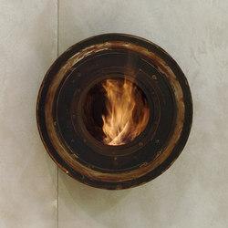 Rondo fireplace