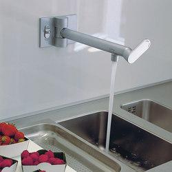Mixer faucets