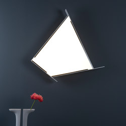 Malevich Wall - | Ceiling luminaire