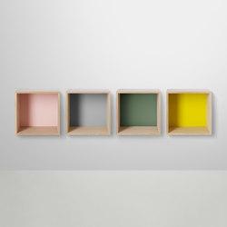 Mini Stacked Shelf System