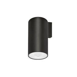 Lens wall-mounted