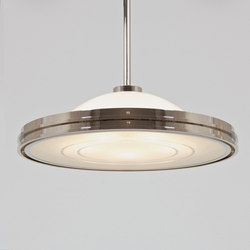 """Pendant Lamp """"Berlin"""" in the style of the Bauhaus Modernism"""