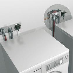 Washing machine/dishwasher traps