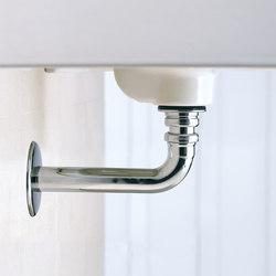 concealed wash basin traps