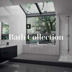 Cosentino Bath Collection