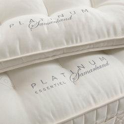Sleeping Systems Collection Platinum| Mattress topper Samarkand