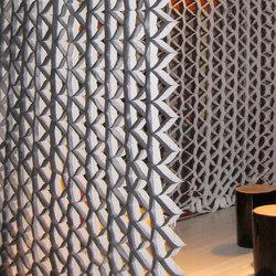 Honeycomb Raumteiler