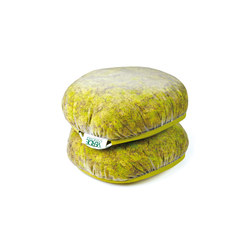 Il mauro Puff pillow
