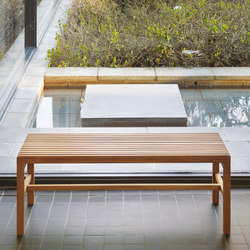 Slat Bench Series