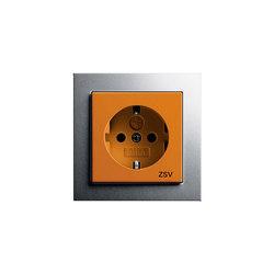 SCHUKO-socket outlet