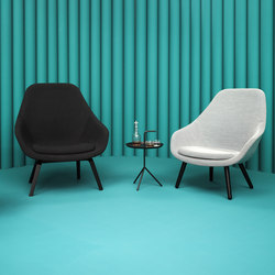 About A Lounge Chair | About an Ottoman