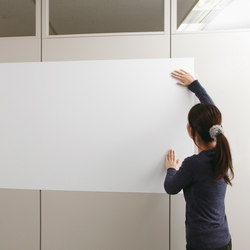 Magnetic Projection Screen Whiteboard Film