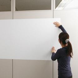 Tableau blanc / écran de projection