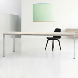 Less Is More Tisch