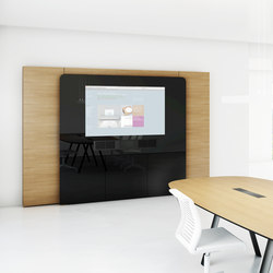 W4 Media wall