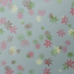 Bloom vinyl wallcovering
