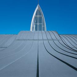 Dachdeckungssysteme | Doppelstehfalz