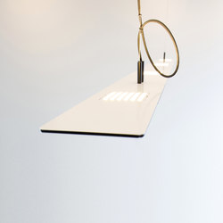 oneLED suspended luminaire