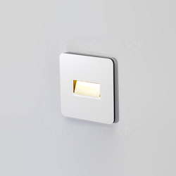 oneLED wall luminaire down
