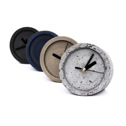 Hard Times Table Clock