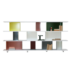Paustian Stack Shelving System