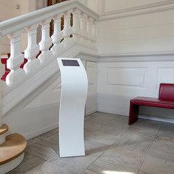 Impact iPad floor stand