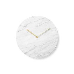 Marble Wall Clock