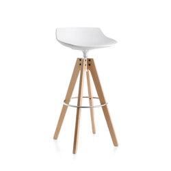 Flow stool/pouf