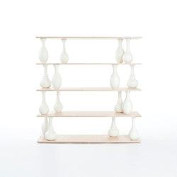 Vase Shelves