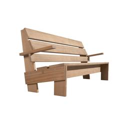 Hillebrandt Garden Bench