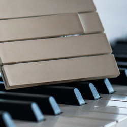 Piano by Lithoss | uni colour