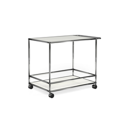 USM Haller Serving Cart