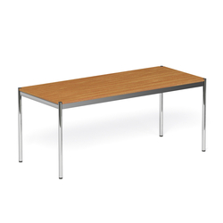 USM Haller Table Wood