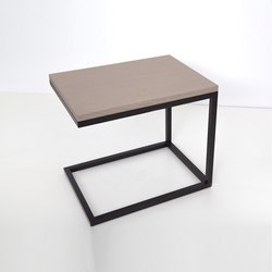 Cut-Off Side Table