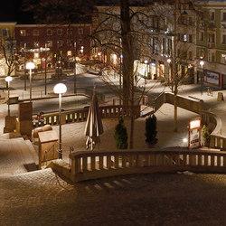 Square redesign, Kufstein