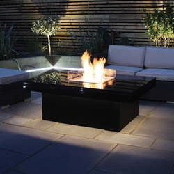 Madrid Gas Fire Table
