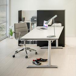 Quadro Sit / Stand Desk