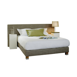 Sleeping Systems Collection Prestige | Headboard Cube wide