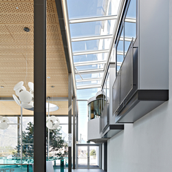 Forster thermfix light | Fire-resistant curtain walls