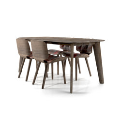 tapered table