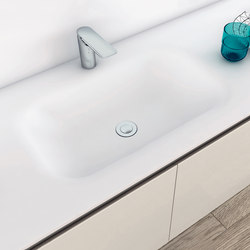 Washbasin Countertop Thermoforming Corian®