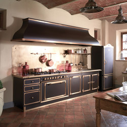Artimino Palace kitchen
