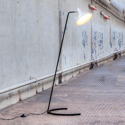 Floor Lamp No.1505: The Horse Shoe