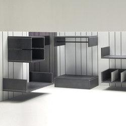 Lind modular storage system
