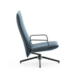 Pilot Chair for Knoll by Edward Barber & Jay Osgerby
