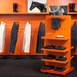 Retail Systems: The Giant Pegboard System