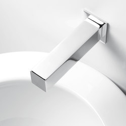 Square Wall-Mounted Faucets