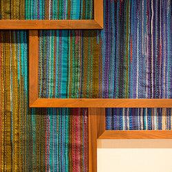 Custom Hand Woven Fabric Panels